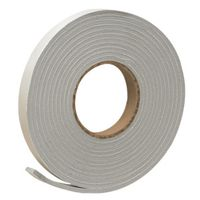 TAPE FOAM GRY 3/4X3/16INX17FT