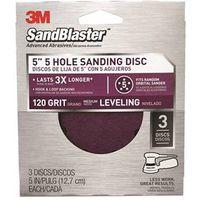 SandBlaster 9423ES Sanding Disc