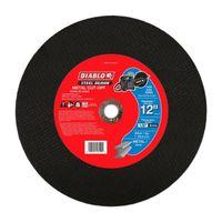 DISC CUT-OFF STL METAL 1X12IN