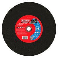 DISC CUT-OFF STL METAL 1X14IN