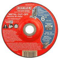 DISC CUT-OFF TYPE 1 METAL 6IN