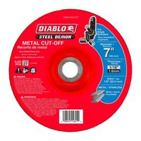 DISC CUT-OFF TYPE 27 METAL 7IN