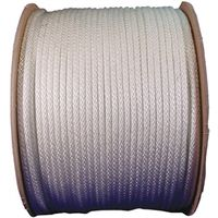 Wellington 10124 Solid Braided Rope