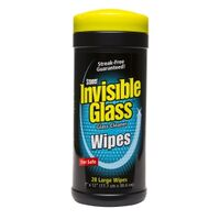 WIPES GLASS CLNR FRSHSCNT 28CT