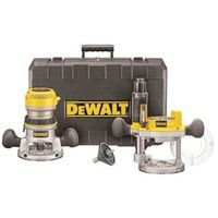 Dewalt DW618PK Fixed Base Corded Router Kit