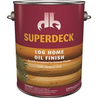 Duckback DB0071004-16 Superdeck Log Home Oil Finish