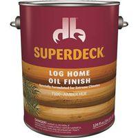 Duckback DB0071004-16 Superdeck Log Home Oil Finish