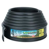 EDGING LAWN 4-1/2INX20FT BLK