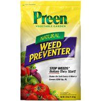 WEED PREVENTER VEG/GARDEN 25LB