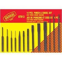 SET PNCH & CHISEL 13PC