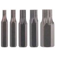 EXTRACTOR BLT BLK 1/4IN 5PC