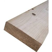American Wood 2X3X8 Stud Grade Wood Molding