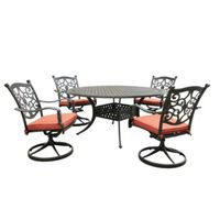 DINING SET SAN MACRO 5 PIECE