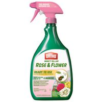 KILLER INSECT ROSE&FLOWER 24OZ