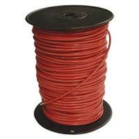 Southwire 10RED-SOLX500 Solid Single Building Wire