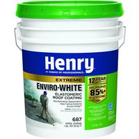Enviro-White 687 Elastomeric Roof Coating