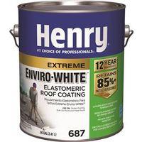 Enviro-White 687 Elastomeric Roof Coating