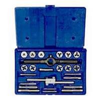Hanson 26313 Metric Tap and Hex Die Set
