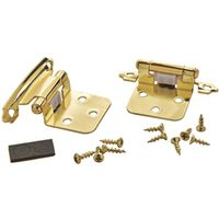 Amerock BP79293 Self-Closing Imperial Variable Overlay Cabinet Hinge
