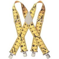 CLC H110RU Extra Wide Tape Rule Work Suspender