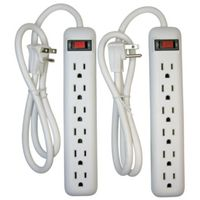 Powerzone OR7000X2 Power Outlet Strip