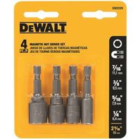 Dewalt DW2229 Magnetic Nutdriver Set