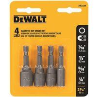Dewalt DW2229 Magnetic Nutdriver Set