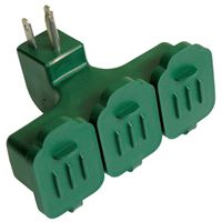Powerzone ORAD2501 Outlet Adapter