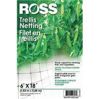 Easy Gardener 16387 Ross Garden Trellis Netting