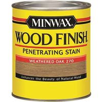 Wood Finish 22760 Oil Based Wood Stain