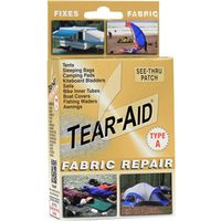 REPAIR PATCH FAB KT TYP-A GOLD