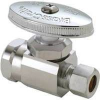 BrassCraft OR12X C1 Multi-Turn Straight Stop Valve