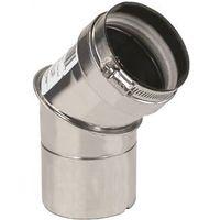 Bosch Z-Flex Single Wall Z-Vent Water Heater Elbow