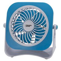 FAN TABLE DUAL-PWR RED/BLU 4IN