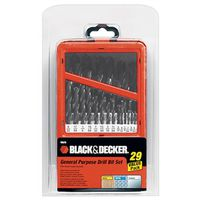 Black & Decker 15575 Drill Bit Set