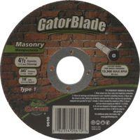 BLADE MASONRY 4.5X0.045X7/8IN