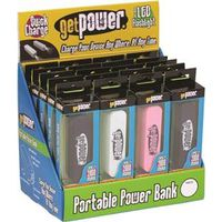 POWER PACK 2000MAH DISPLY 20PC