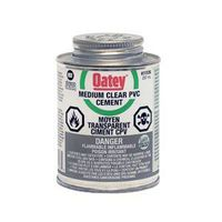 CEMENT PVC CLEAR 118ML