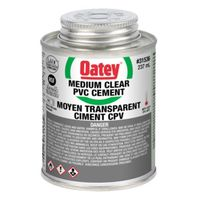 CEMENT PVC CLEAR 236ML