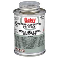 CEMENT 1-STEP GREY 118ML