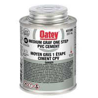 CEMENT 1-STEP GREY 236ML