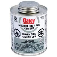 CEMENT PVC GREY 118ML