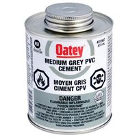 CEMENT PVC GREY 473ML