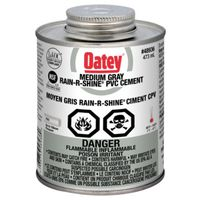 CEMENT WET/DRY GREY 473ML