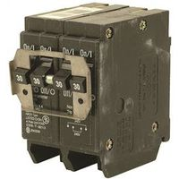 Eaton BQ230230 Type BQ Quadplex Circuit Breaker