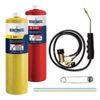 KIT TORCH BRAZING PREC FLAME
