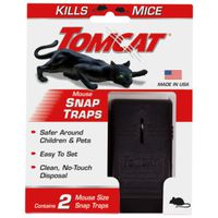 TRAP SNAP MOUSE EASY SET 2PACK