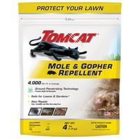 REPELLENT MOLE & GOPHER 4LB