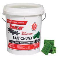 BAIT CHUNK MOUSE&RAT PAIL 4LB