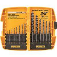 Dewalt DW1162 Drill Bit Set